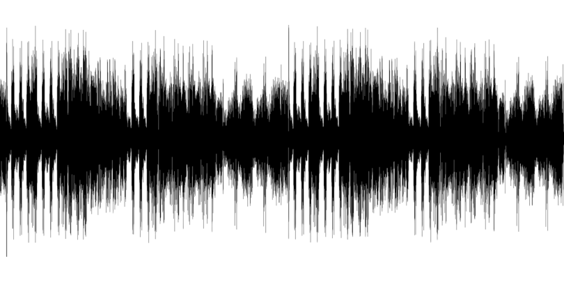 Waveform clipart