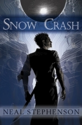 SNOW CRASH hardcover