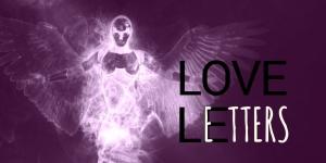 """Love Letters"" cyber angel"