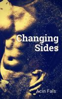 """ebook cover for """"Changing Sides"""""""