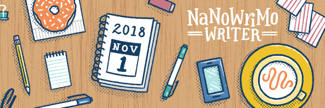 NaNoWriMo: Thrills to Counter Chills